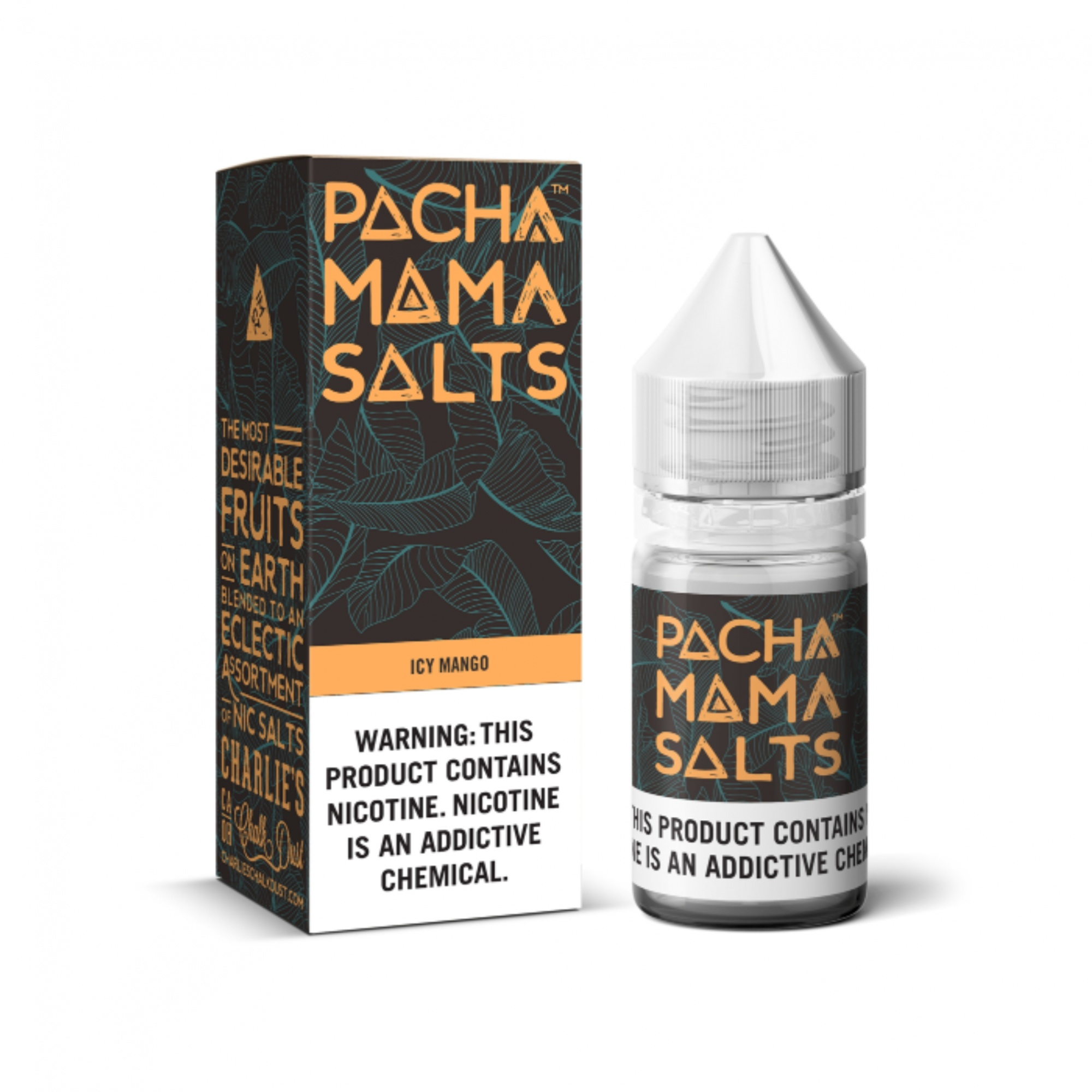 Icy Mango E-Liquid by Pacha Mama Salts