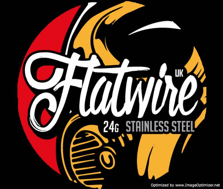 Flatwire UK - Stainless Steel Flat Wire 10FT