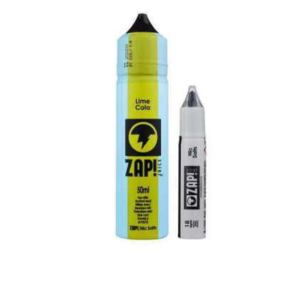 Lime Cola E-Liquid by ZAP! Juice 50ml